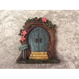 Welcome fairy door